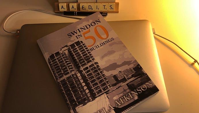 Book, Swindon In 50 Buildings Sun Jul 15 2018