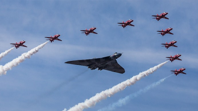 5 Reasons why the Royal International Air Tattoo is a GREAT family day out