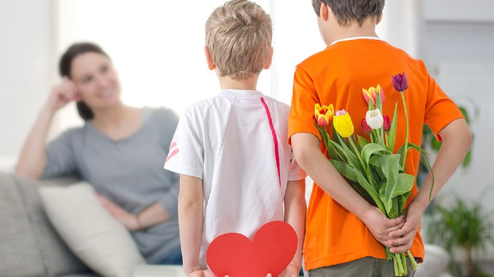 Easy Mother's Day Activities for Kids