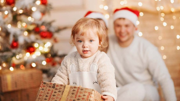 Keeping Children Safe at Christmas
