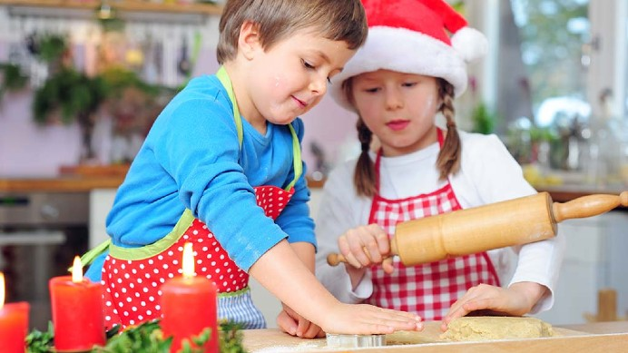 Managing Childcare at Christmas