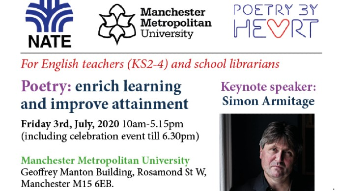 Event, Poetry: Enrich Learning And Improve Attainment Fri Jul 03 2020